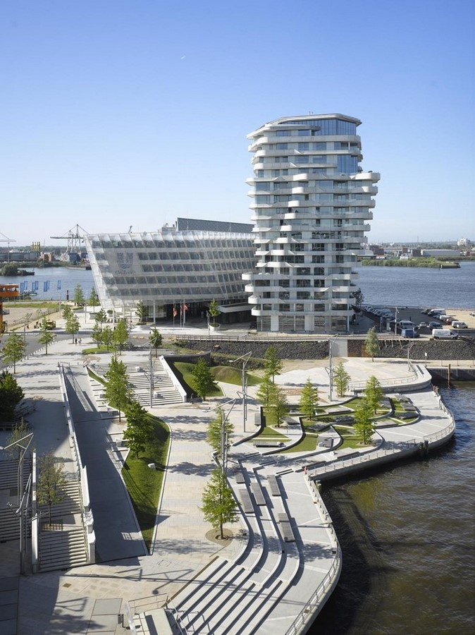 Examples of Sustainability in modern architecture forms. - Sheet12