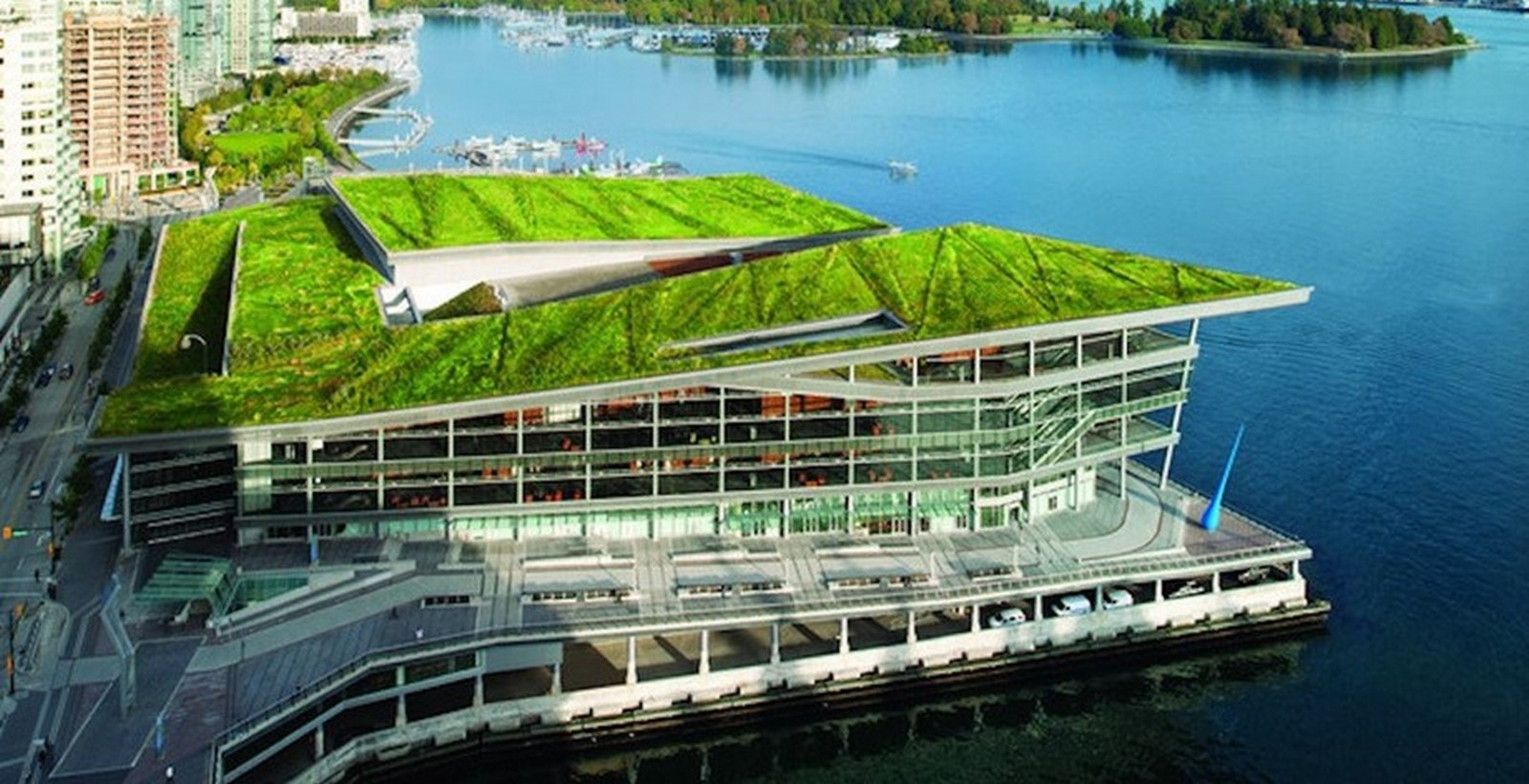 Examples of Sustainability in modern architecture forms. - Sheet5
