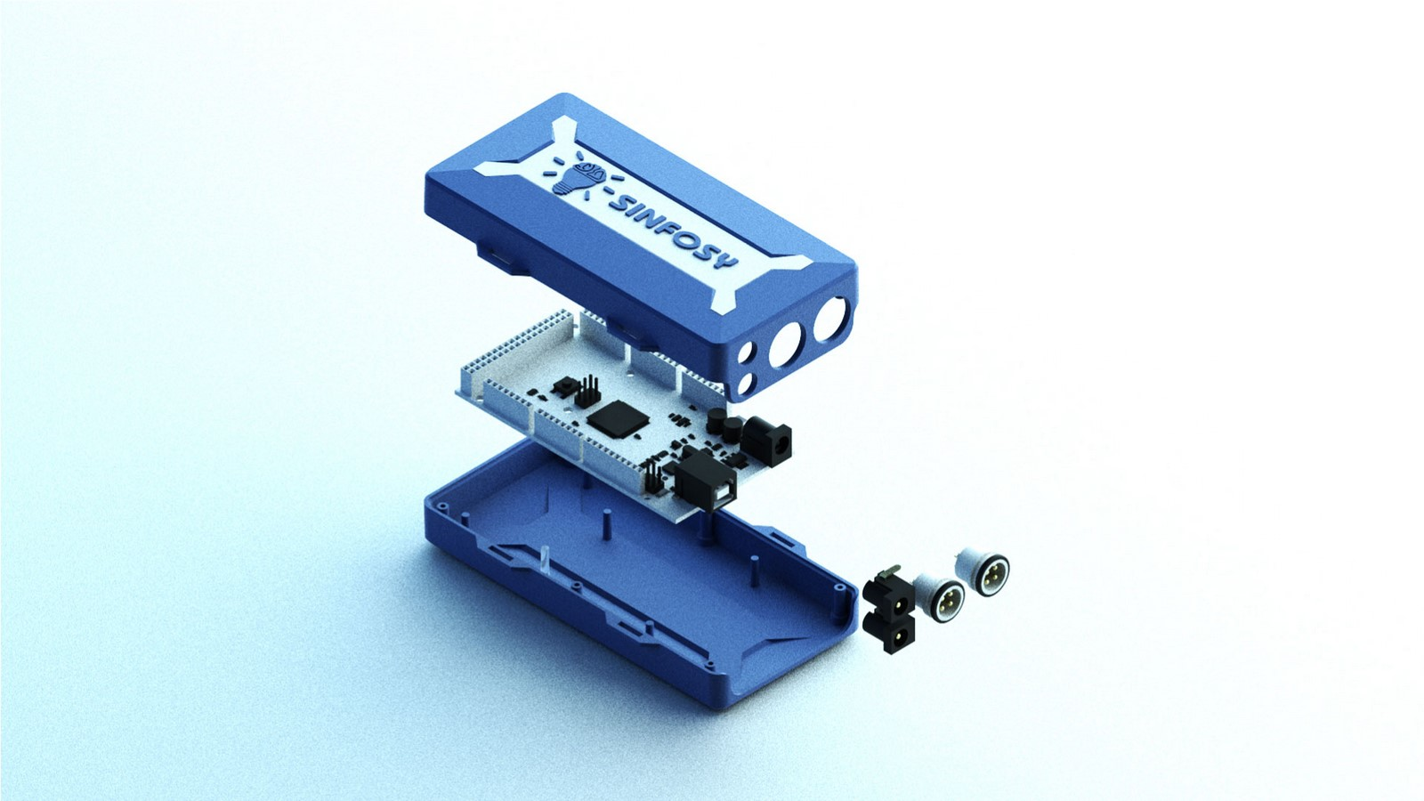 Sinfosy Enclosure (Arduino casing) - Sheet2