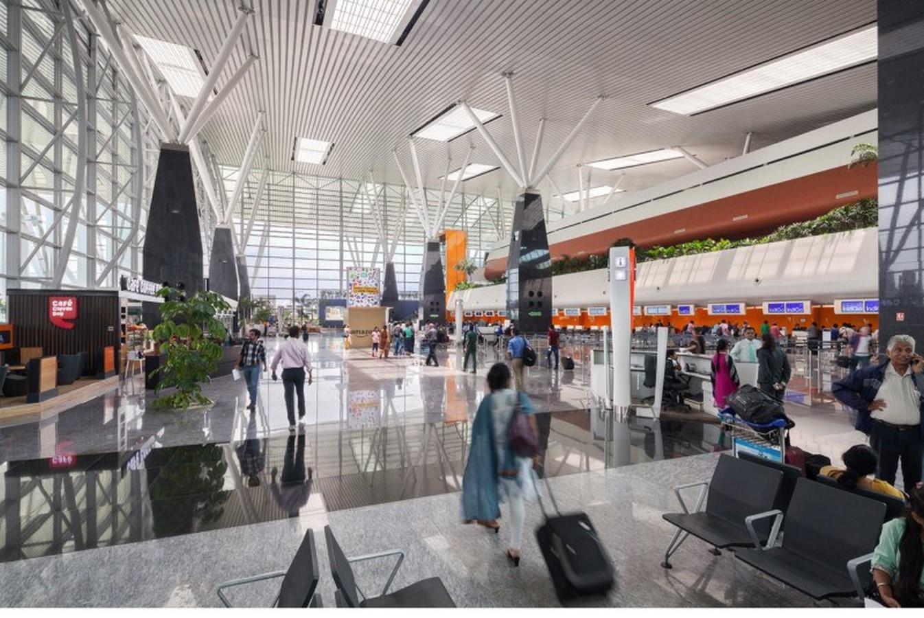 KEMPEGOWDA INTERNATIONAL AIRPORT - Sheet2