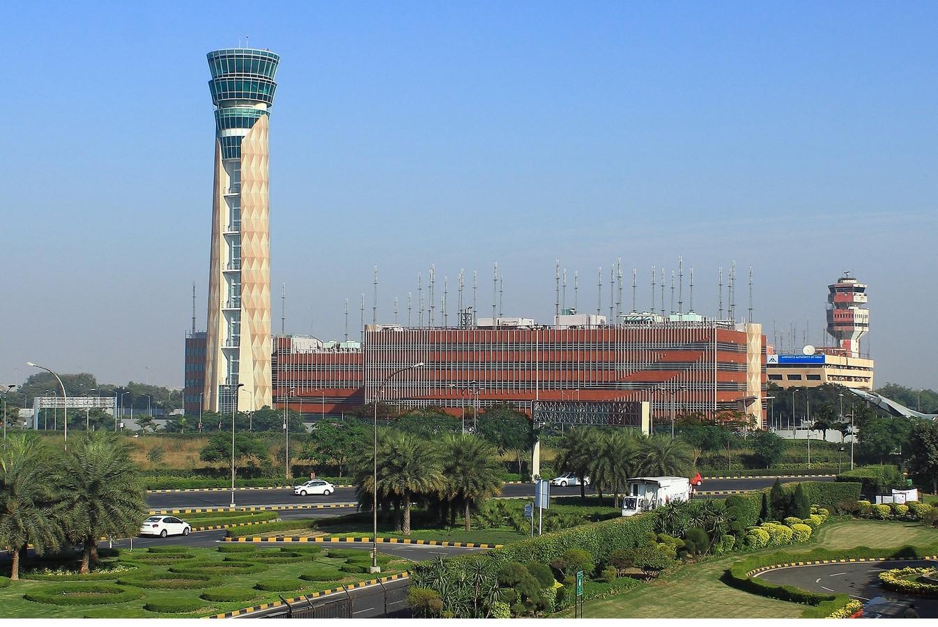 I G I AIRPORT ATC TOWER - Sheet1