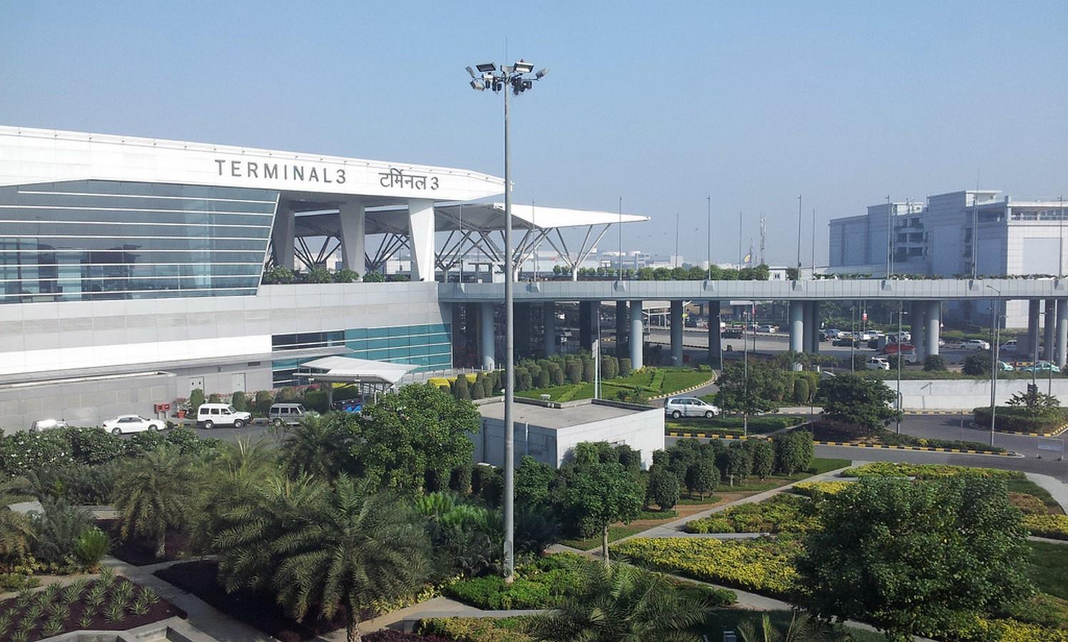 I G I AIRPORT TERMINAL 3 - Sheet2