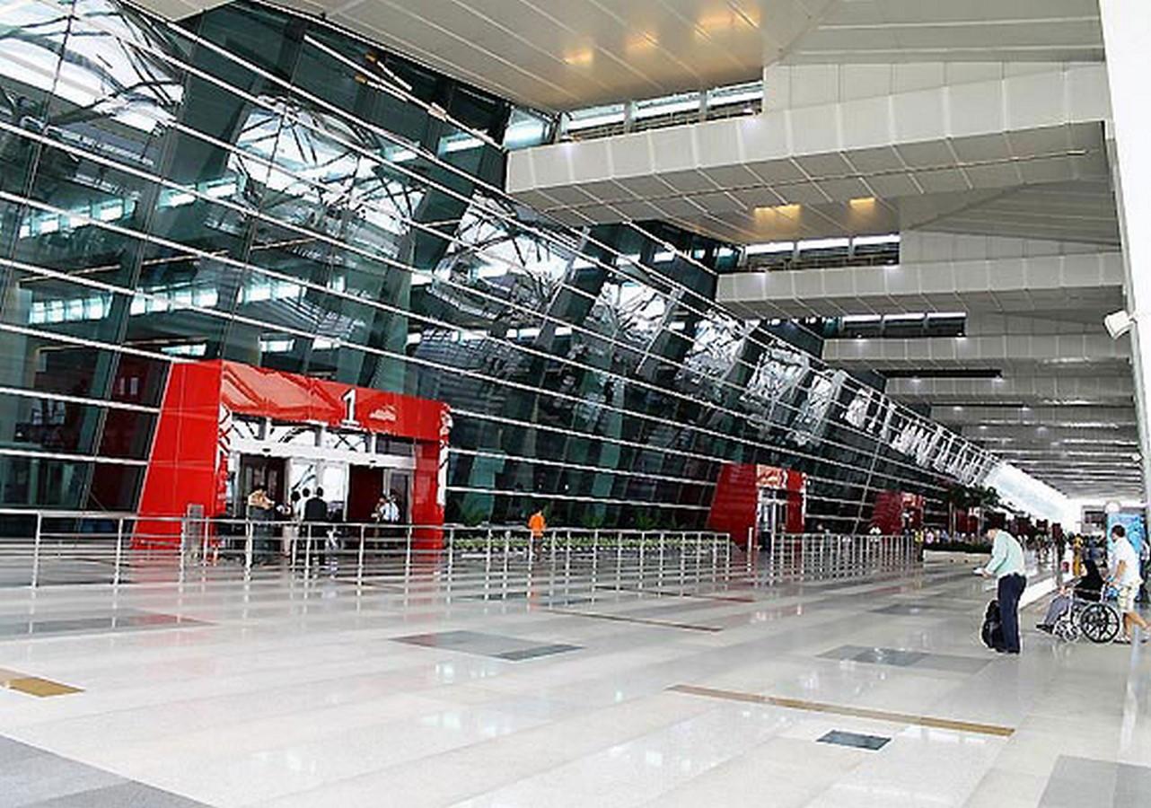 I G I AIRPORT TERMINAL 3 - Sheet3