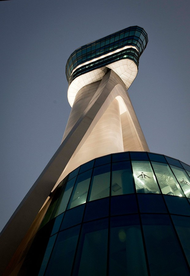 C S I AIRPORT ATC TOWER - Sheet3