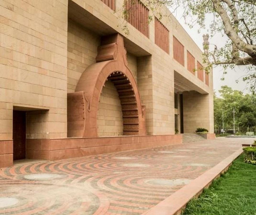 DR. AMBEDKAR INTERNATIONAL CENTRE, NEW DELHI- Sheet2