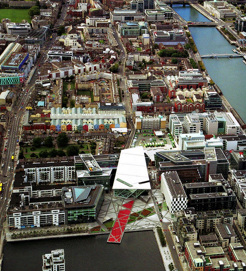 Grand Canal Square: Martha Schwartz Partners - Sheet1