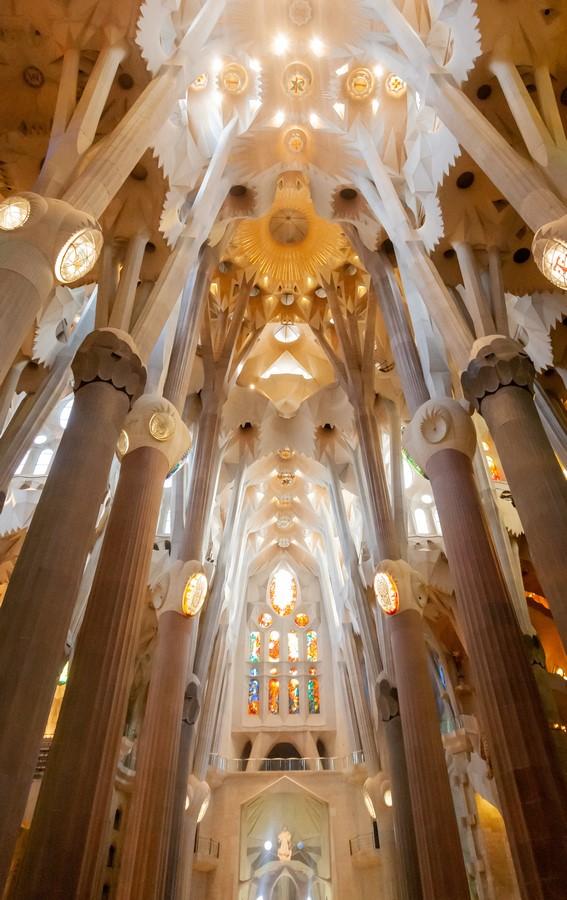 Sagrada Familia Barcelona by Antoni Gaudi- The unfinished masterpiece - Sheet2