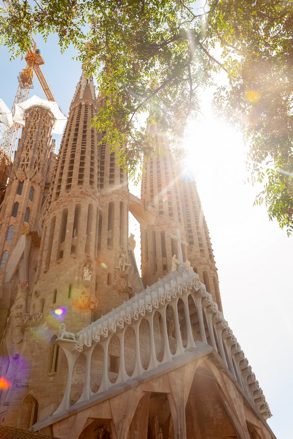 Sagrada Familia Barcelona by Antoni Gaudi- The unfinished masterpiece - Sheet3