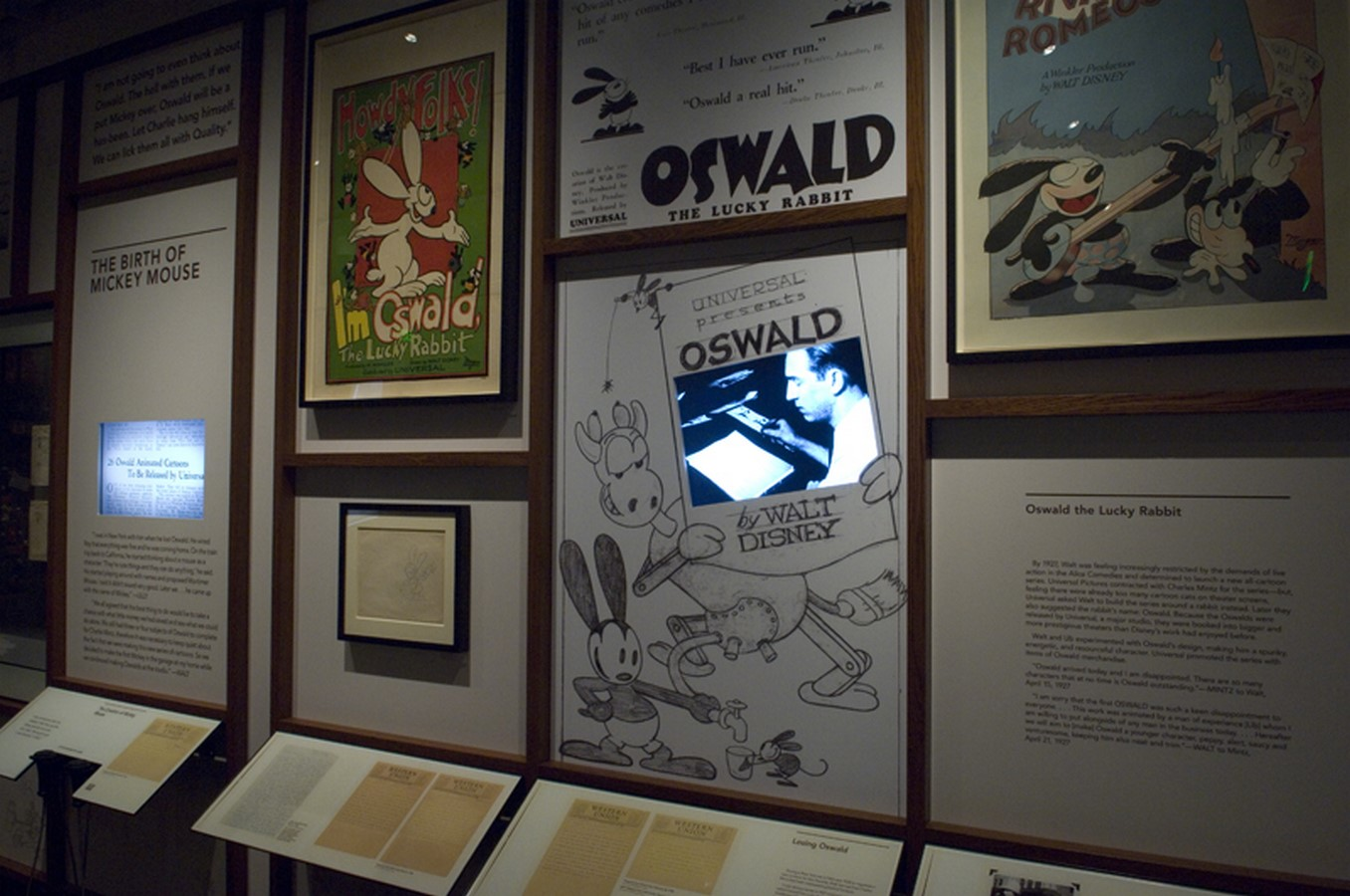 Walt Disney Family Museum by Rockwell Group- Telling a story through architecture - Sheet17