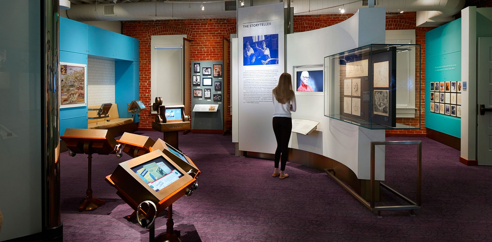Walt Disney Family Museum by Rockwell Group- Telling a story through architecture - Sheet24