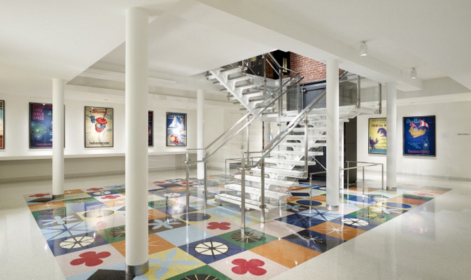 Walt Disney Family Museum by Rockwell Group- Telling a story through architecture - Sheet28