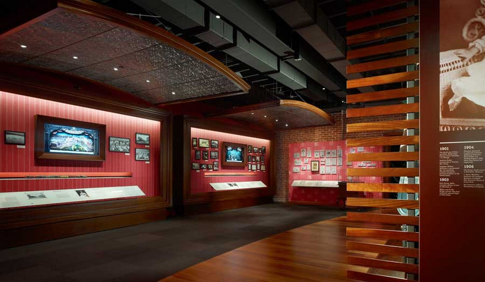 Walt Disney Family Museum by Rockwell Group- Telling a story through architecture - Sheet32