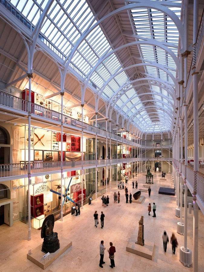 Case Study (Interactive museums)- National Museum of Scotland - Sheet4