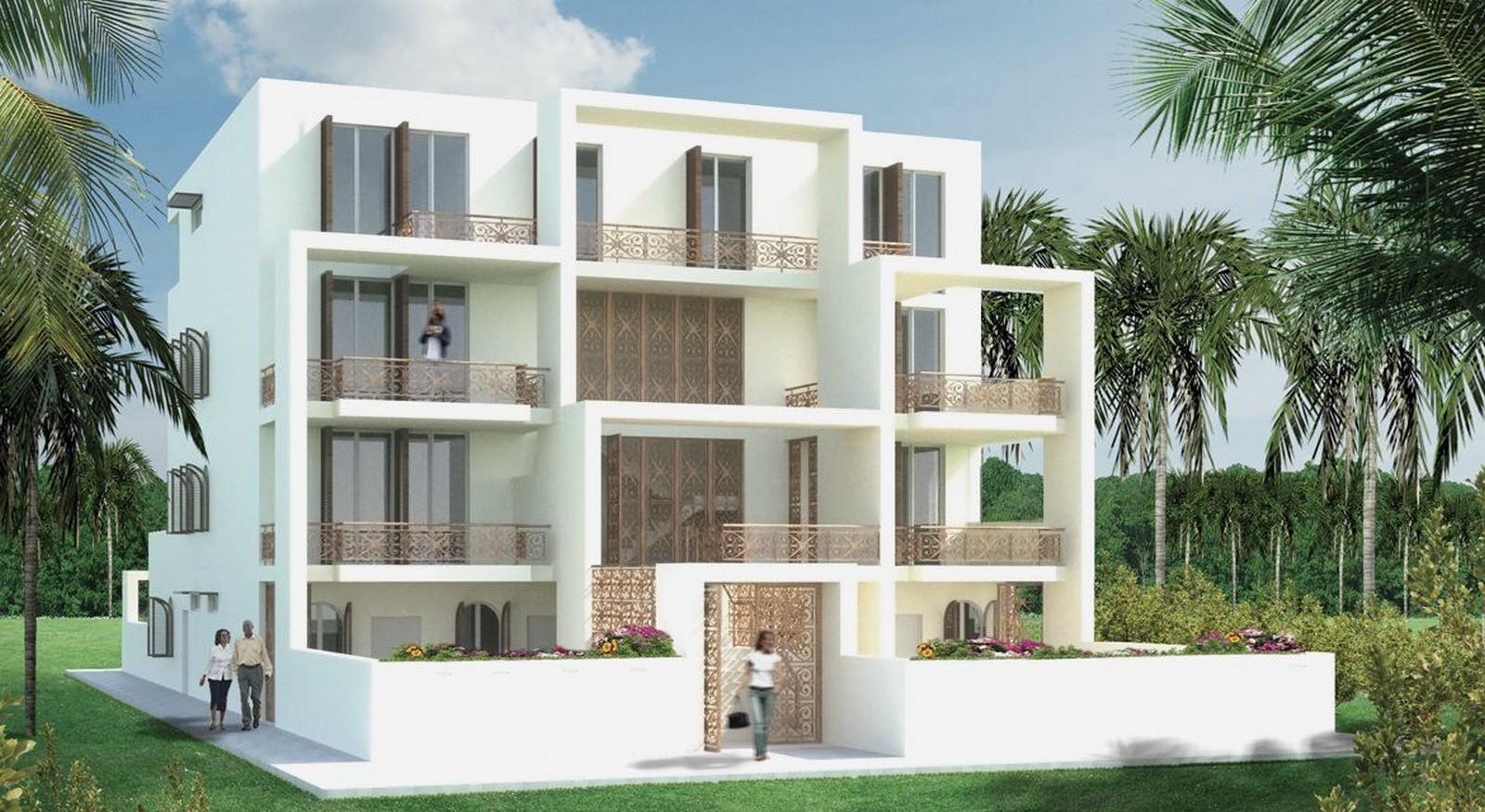 Belle Rive Residential Resort - Sheet2