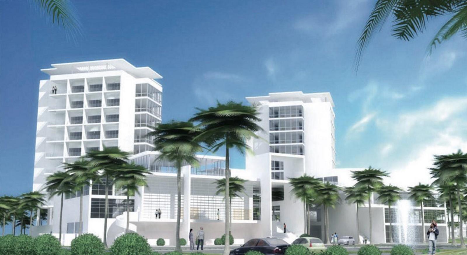 Belle Rive Residential Resort - Sheet3