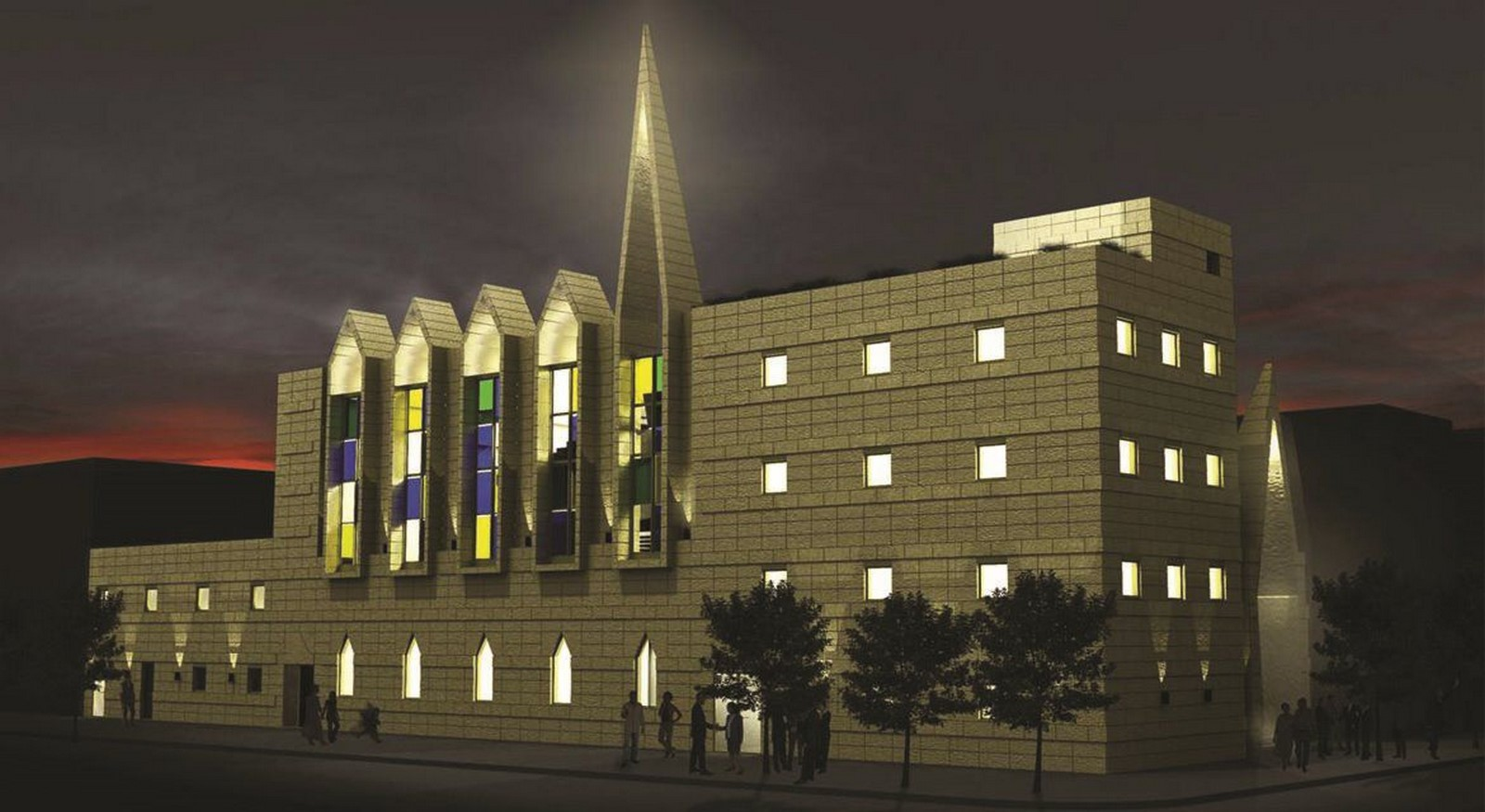 Gospel Assembly Church - Sheet1