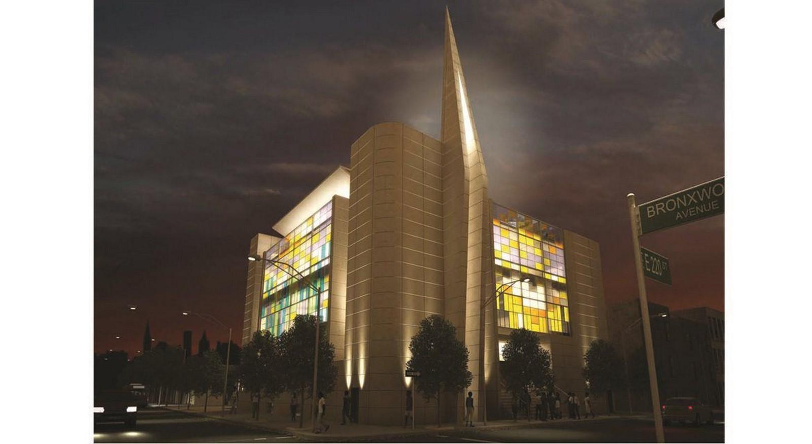 Gospel Assembly Church - Sheet2