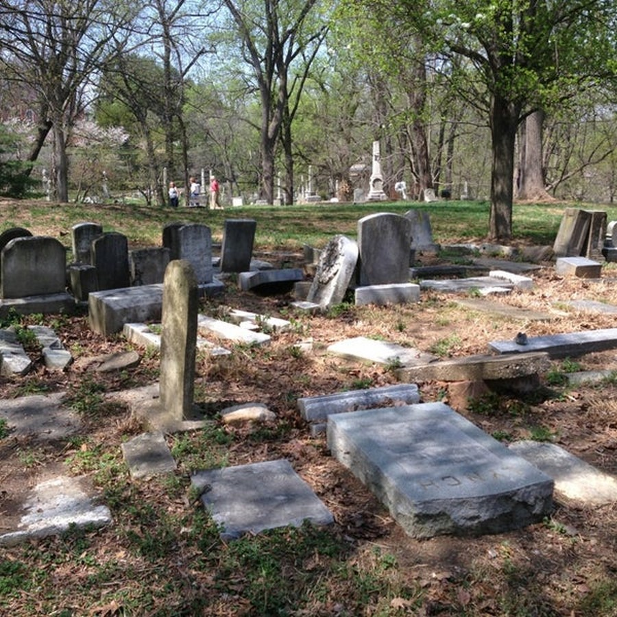 Master Planning and Memorialization for the Historic Mount Zion Cemetery - Sheet1