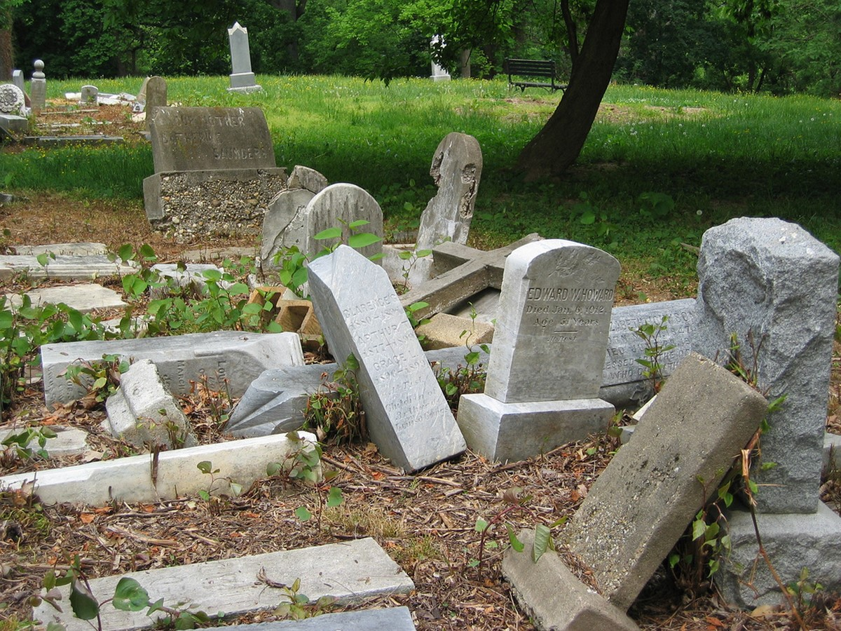 Master Planning and Memorialization for the Historic Mount Zion Cemetery - Sheet2