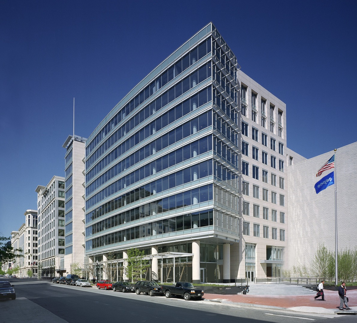 Potomac Electric Power Company Headquarters - Sheet1