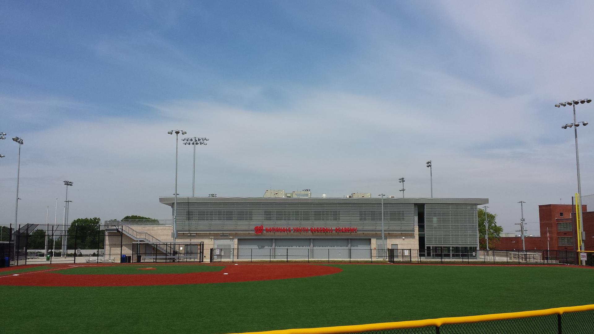 Washington Nationals Youth Baseball Academy - Sheet1