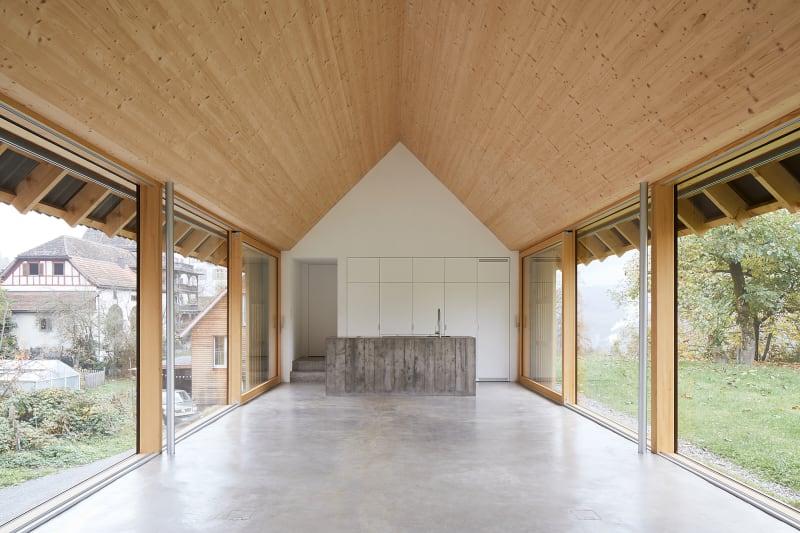 House Schneller Bader, Tamins - Sheet2