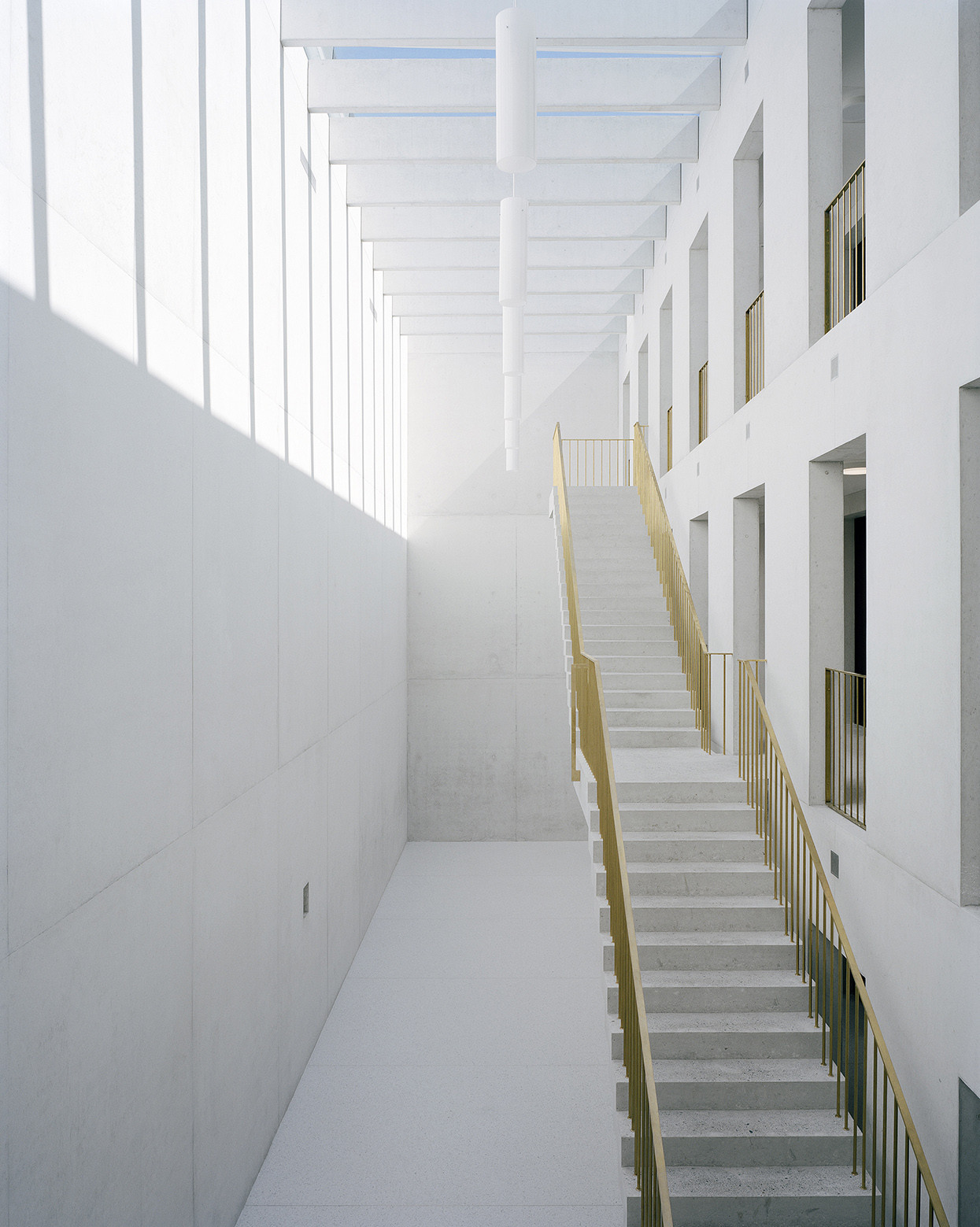New Federal Criminal Court, Bellinzona - Sheet3