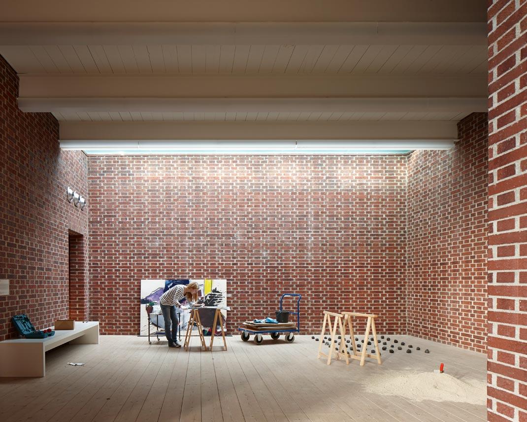 Artist's Ateliers, Demarktoberdorf - Sheet1