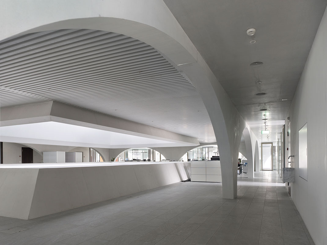 Okk Headquarters, Landquart - Sheet1
