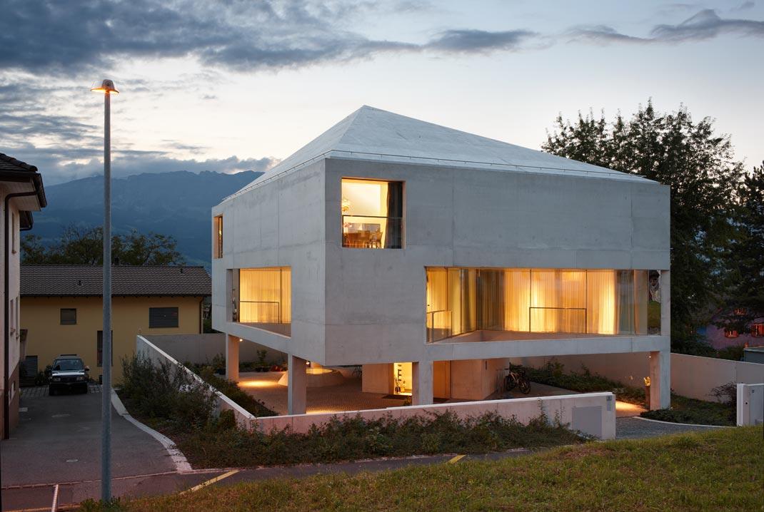 House on Six Pillars - Sheet1