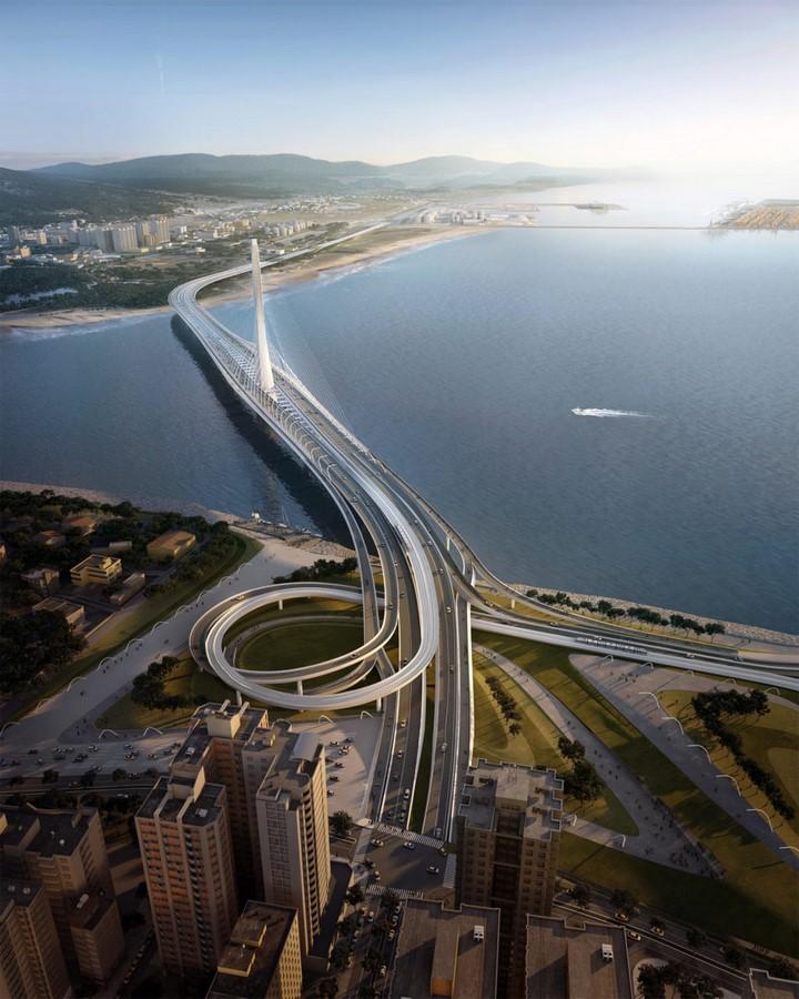 Danjiang Bridge - Sheet3