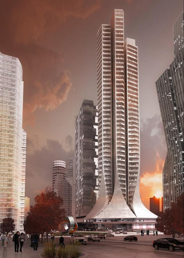 Bora Residential Tower - Sheet2