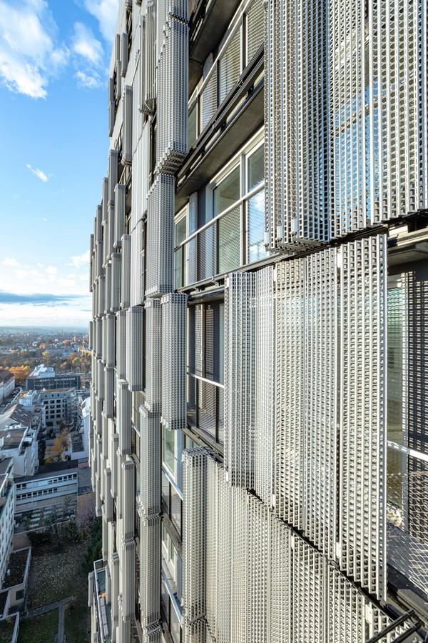 Meret Oppenheim Hochhaus Building - Sheet2