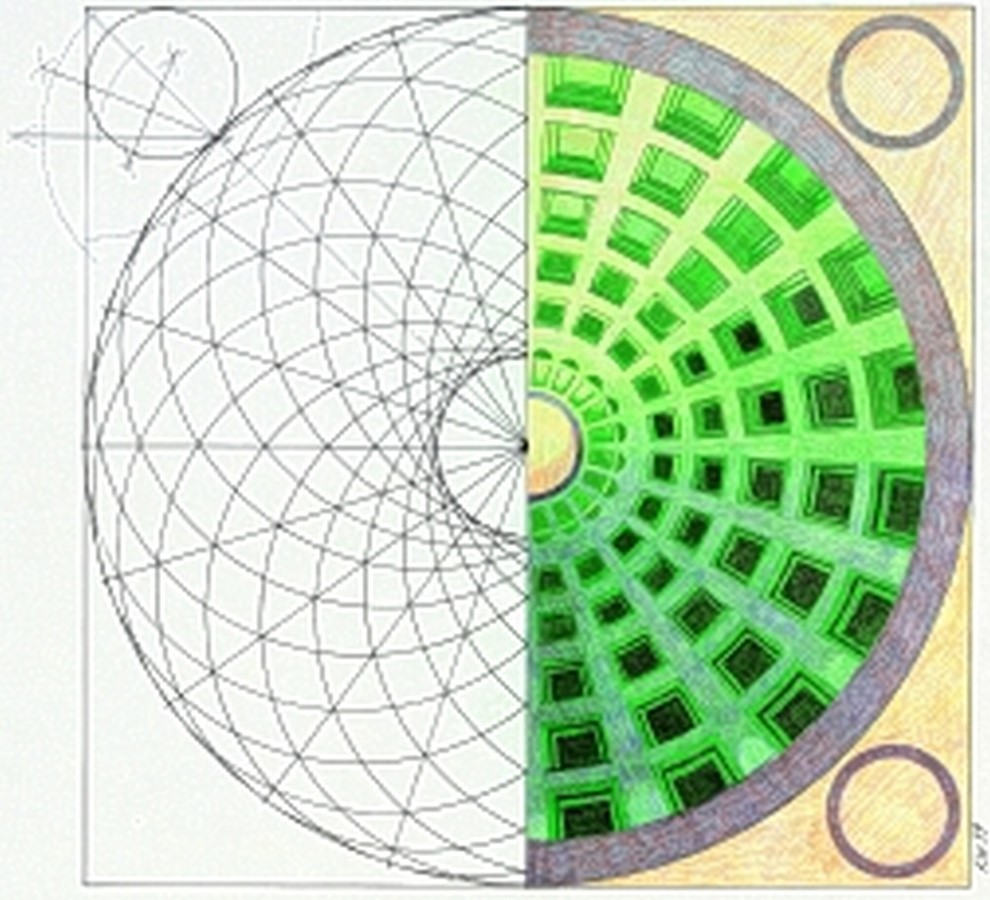 The importance and extent of Mathematics in Architecture - Sheet1