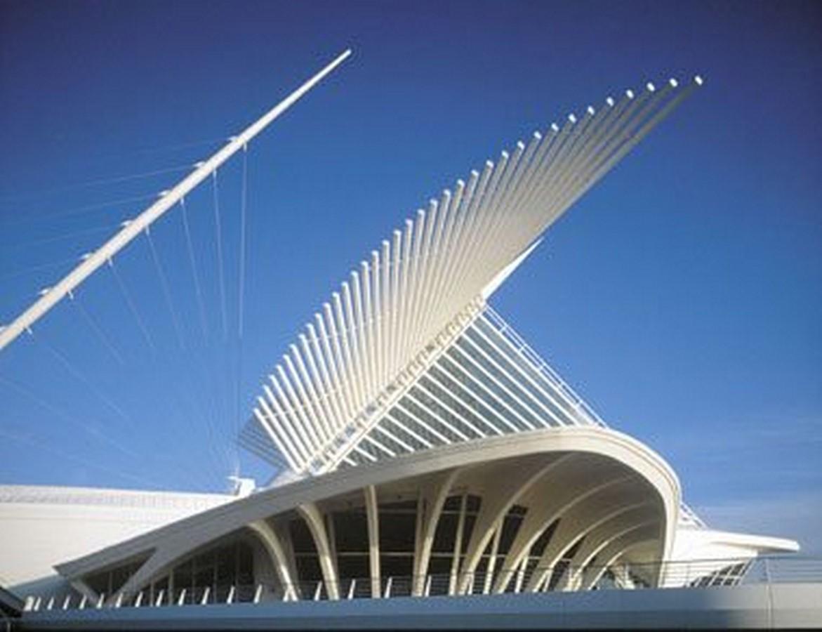 Milwaukee Art Museum - Sheet2
