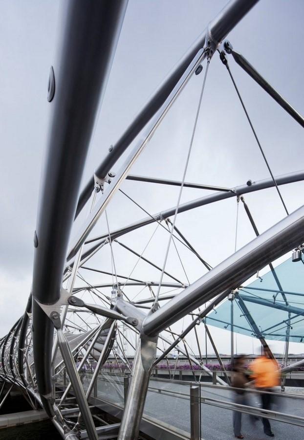 The Helix Bridge - Sheet5