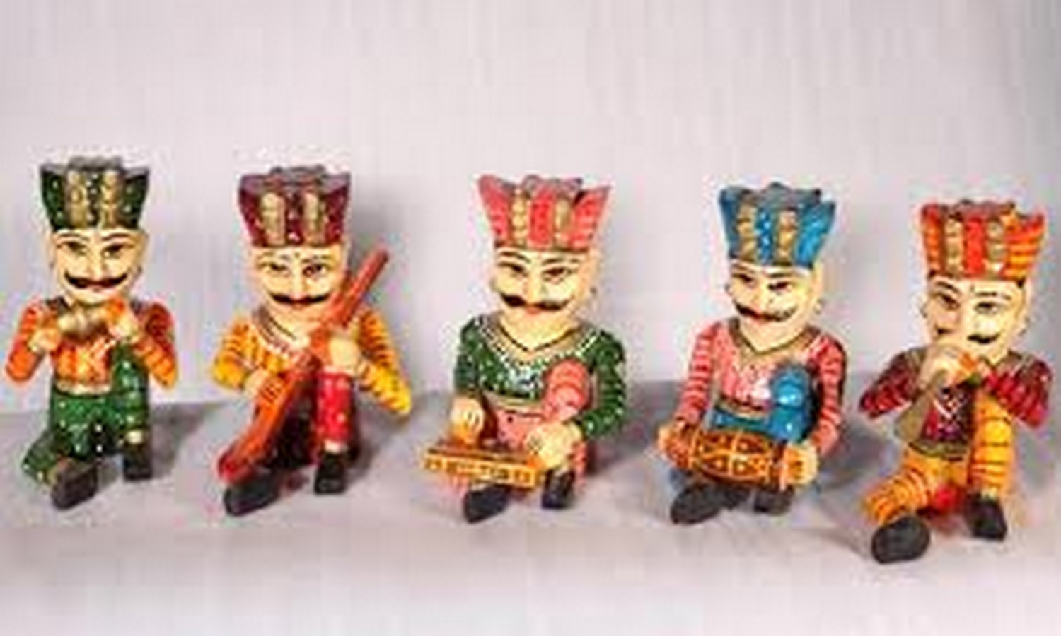 10 Unknown Handicrafts of Rajasthan -PUPPETRY - Sheet1