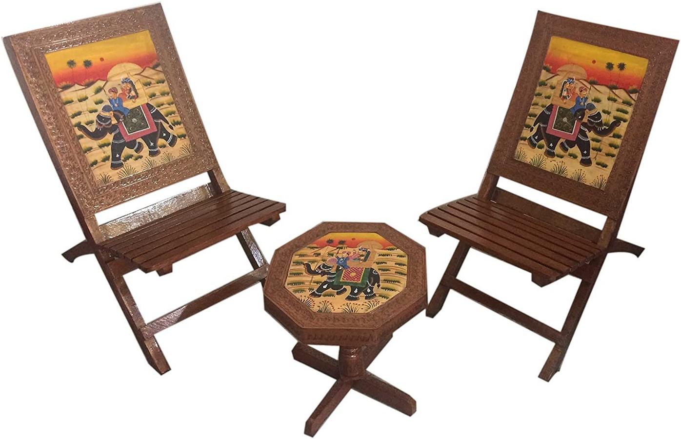10 Unknown Handicrafts of Rajasthan -WOODCRAFTS