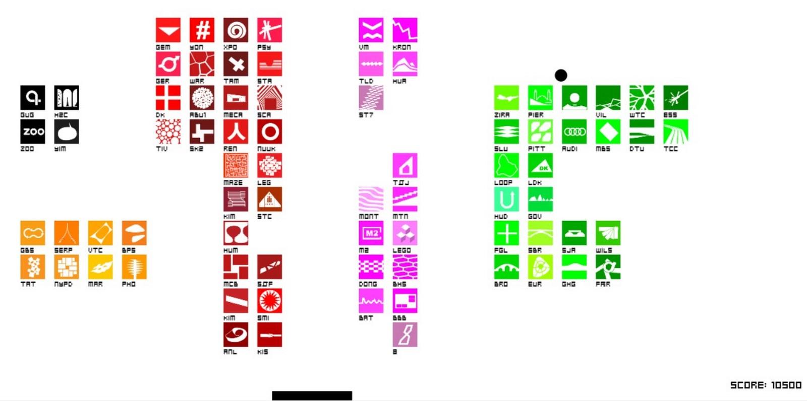 Bjarke Ingels Group - Sheet2
