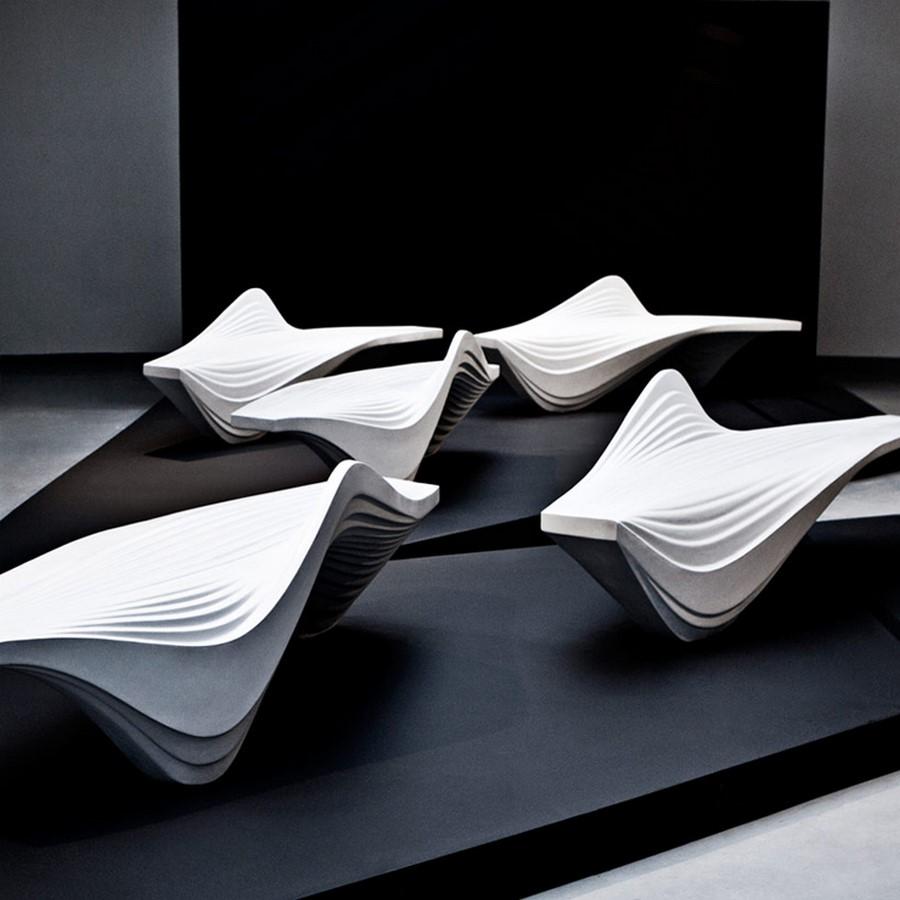 Zaha Hadid Architects + Design - Sheet2