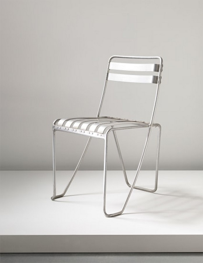 A Rare and Early Stackable Chair - Sheet2