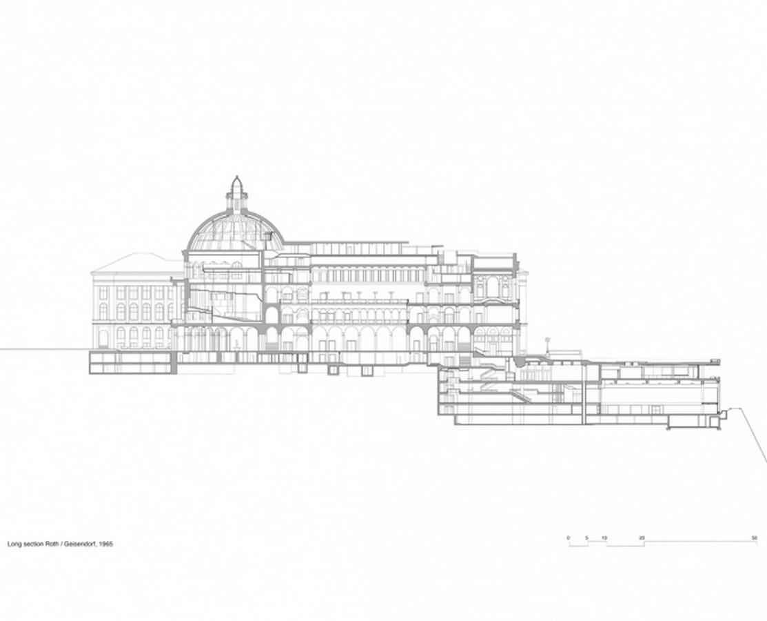ETH Hauptgebäude (Extension) - Sheet2