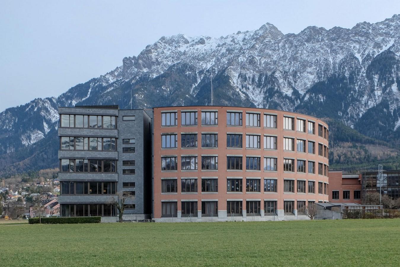 School Center,Mühleholz - Sheet2
