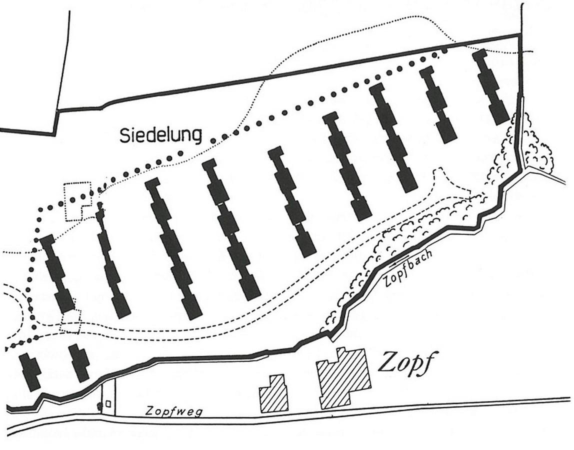 Siedlung Gwad settlement, Zurich - Sheet2