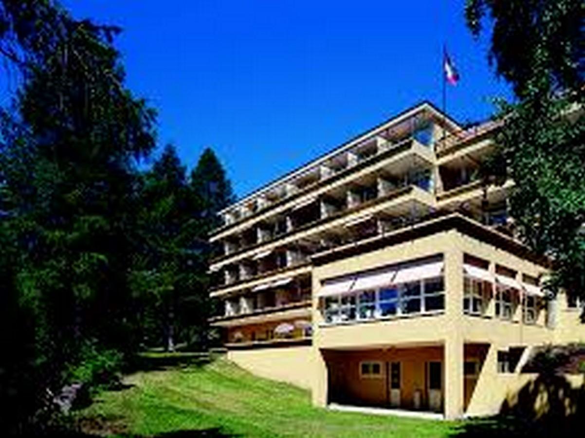 Bell lui Sanatorium, Crans Montana - Sheet2