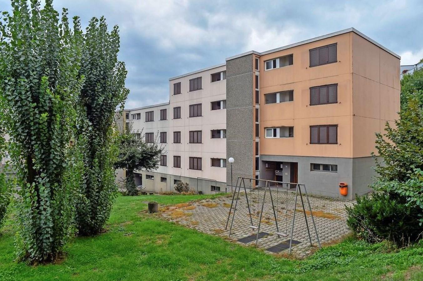 Hangenmoos settlement, Wädenswil - Sheet2