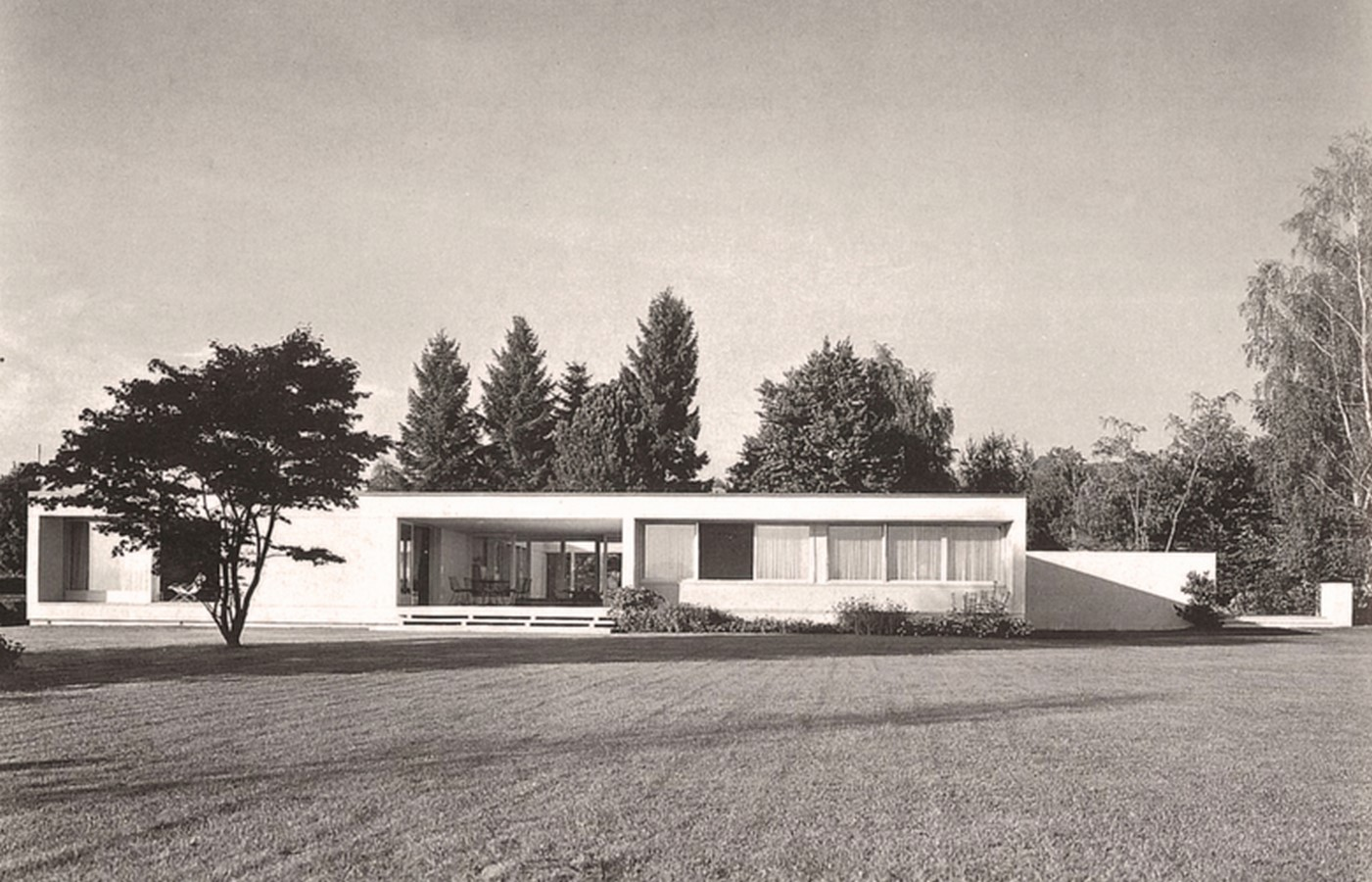 Villa Guggenbühl, Herrliberg, Zurich - Sheet1