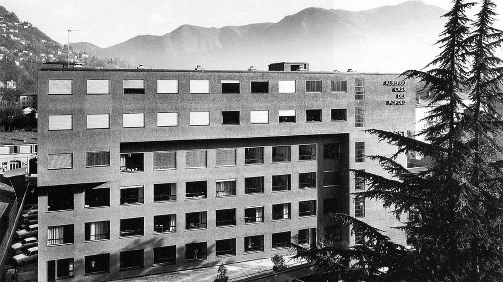 Casa Del Popolo - Sheet2