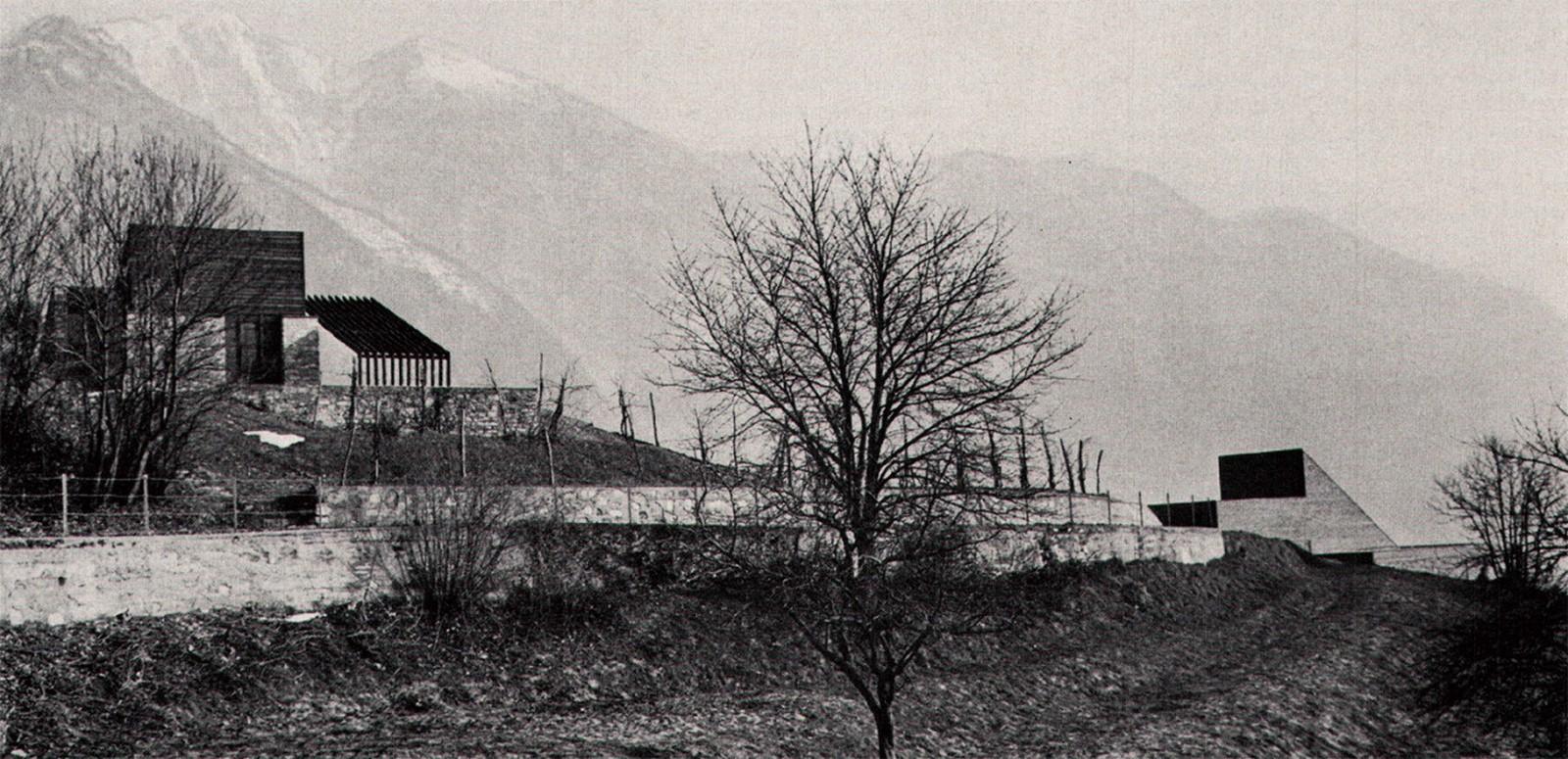 Casa S.Vigilio, Rovio - Sheet1