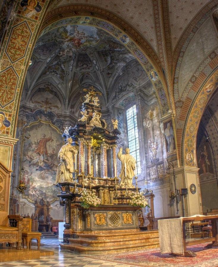Restoration of San Lorenzo Cathedral, Lugano - Sheet3